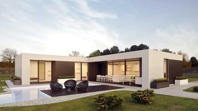projekty domów warunki